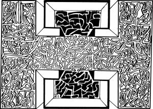 maze 144