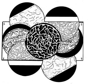 Maze by Warren Stokes