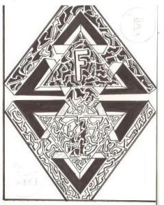 faro card tri maze